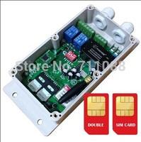 Store 2000 phone number GSM DKey to Automatic door opener