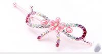 fashion style rhinestone crystal hairpin