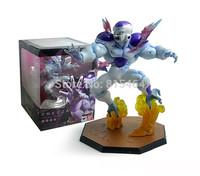 "Freeza new arrival Super Saiyan Dragon Ball Z action figures DBZ,Japan anime PVC 14cm 5.5"" model toys for collection"