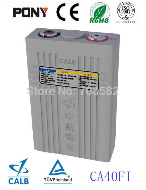 Аккумулятор 3.2v40ah CALB LIFEPO4 pack /ups/. ., 8 , 24V40AH CA40 аккумуляторная батарея bik lifepo4 38120s lifepo4 48v 10 40