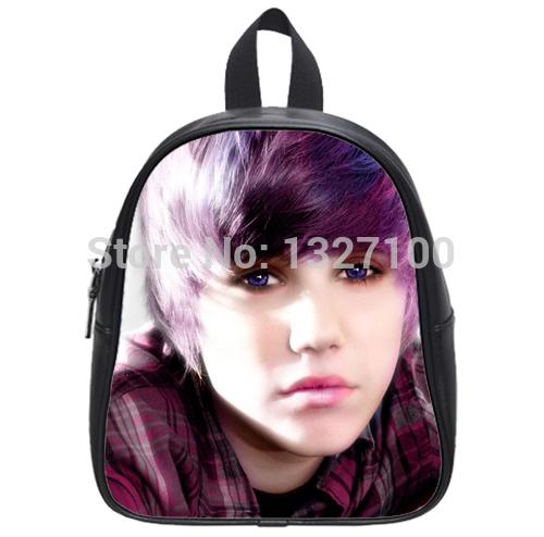 Home decor Justin Bieber sac d'école des enfants sac à dos le ...