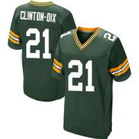 Ha Ha Clinton-Dix Jersey Cheap Green Bay Football Jerseys #21 Men's Ha Ha Clinton-Dix Elite Green Team Color Home Jersey