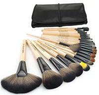 New 2014 Hot Sale Professional Cosmetic 24 pcs Makeup Brush Set Tools