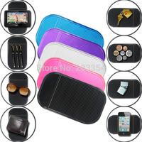 Multicolor 1 Pcs Magic Sticky Pad Anti Slip Mat Non Slip Car Dashboard Anti Slip Mat Pad For Phone MP3 MP4 Car Accessories