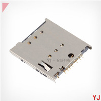 5 pcs/lot Original New Sim Card Reader Holder Socket Slot For Motorola MOTO G XT1032 XT1033 XT1035