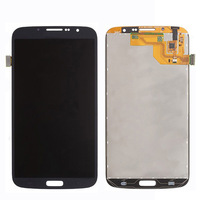 Black LCD Display Digitizer Touch Screen Assembly For Samsung Galaxy Mega 6.3 i9200 Replacement Spare Parts