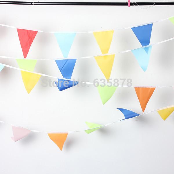 Triangle Decorative Flags Triangle Flag Decoration