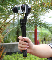 Hifly Funnygo Gopro 3+ Steadycam Handheld 3-Axis Brushless Gimbal H3-G3 with battery with charger ship by DHL or fedex