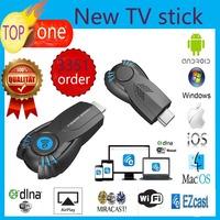 Vsmart v5ii ezcast smart tv stick media player support DLNA Miracast better than android tv box chromecast mini pc mk808 mk908