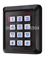 Standalone metal keypad access control S100EM