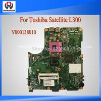 Laptop Motherboard For Toshiba Satellite L300 Intel DDR2 Integrated V000138010