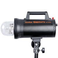 New Godox photography lighting Studio Flash Strobe GT Series 400 GT400 (400WS Professional Photo Flash Light)