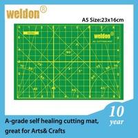 WELDON A5 self healing safety plastic cutting mat