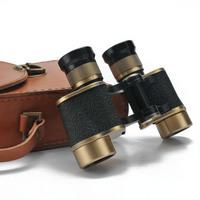 Gift  Classic  High  Quality  6x24 antique bronze  binoculars  telescope ( not include  bag )