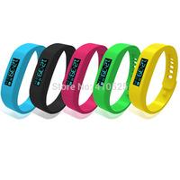 Fashion Bluetooth Watch Smart Bracelet Sports Wristband Tracking Sleep Health Fitness Pedometer Bracelet 10 pcs