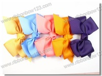grosgrain ribbon wholesale hair bows