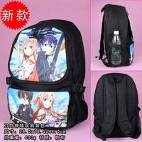 Sword Art Online Backpacks variety of trend  Anime Cartoon's Backpacks