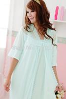 sexy spring & summer women nightgowns