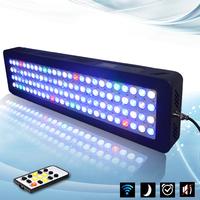 High Power 300w Programmable Intelligent Led Aquarium Lighting