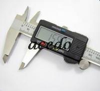 "Free shipping 150 mm 6"" Digital CALIPER VERNIER GAUGE MICROMETER"