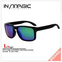Mirror Coating Sunglass Fashion Holbrook Stylish OK Sunglasses Men Cycling Women Sport Glasses oculos de sol 0709A