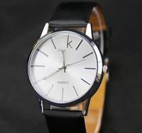 2014 Hot Sales Leather Mens Man Quartz Watch Wristwatch ,Fashion Clock Men Luxury Sports watches Women Dress Watches