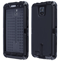 Redpepper Aluminum Alloy + Silicone Waterproof Shockproof Case for Samsung Note 3 Free Shipping