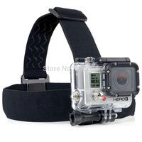 Sj4000 Gopro Accessories Helmet Harness Head Mount Strap for WIFI SJ4000/Go pro hero3 /Hero2 Black Edition Kit/Sj5000