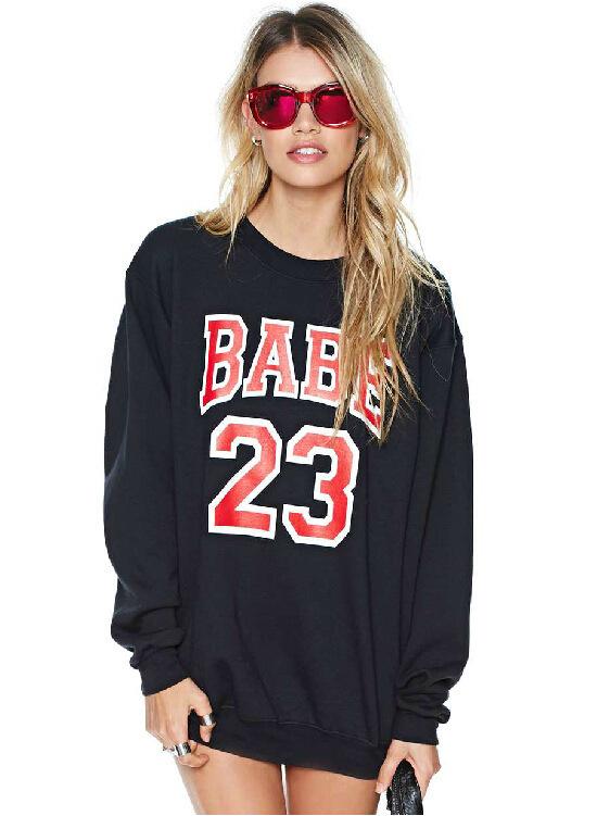 Женские толстовки и Кофты Babe23 o женские толстовки и кофты new brand 2015 ballinciaga 2 piece 8718