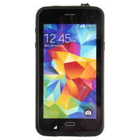 Redpepper Ultra-thin Waterproof Shockproof Case w/ Speaker Protector Design for Samaung Galaxy S5 i9600 Free Shipping