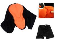 Hot sale Free shipping Men's Paddled Cycling Shorts Silicone Bike Shorts Size M,L,XL,XXL,XXXL underwear cycling