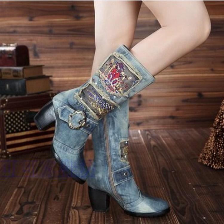 Unique Women In Jeans And Cowboy Boots Dan Post Boot Dp3415 Women39s