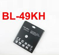 Mobile Phone   Batteries BL-49KH BL49KH 1830mAh For LG SU640 P936 VS920 P930 LU6200