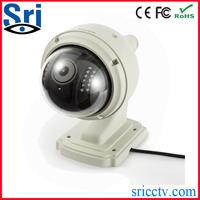 AP006B P2P Pan/Tilt IP Wireless Camera Waterproof Weatherproof 480P CMOS sensor night version Home Security factory