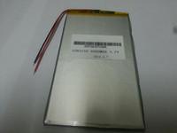 Good Qulity 3.7V 6000mAH(Real 5200mAh) Li-ion battery for CHUWI V88,ONDA V971,Pipo M9 Tablet PC, 3.2*82*150mm