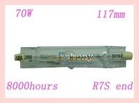 70W HQI METAL HALIDE BULB LAMP COLOR 8000K AQUARIUM LIGHT FOR FISH R7S