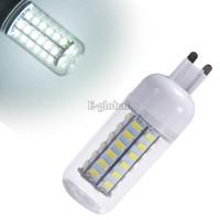 2014 new smd5730 g9 led bulb,9w g9 smd5730 48 leds bulb lamp corn cover light g9 led bulb tubes christmas 220-240v sv18 sv010561