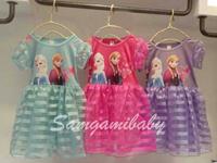 frozen Elsa snow Romance Girls Dresses1010 sylvia 40714837423