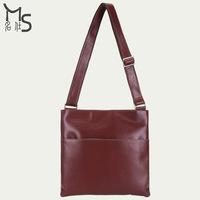 2014 Time-limited Special Offer Solid Zipper Handbag Bolso Bolsa Men's Bag 100% Grade Genuine Leather Men Messenger for Shoulder
