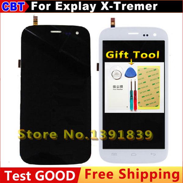 Чехол для для мобильных телефонов Explay X-Tremer 100% Explay x Tremer Explay x/Tremer LCD + защитная плёнка для explay craft глянцевая explay