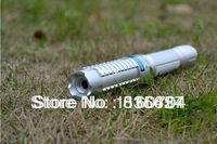 Wholesale - - 445nm/447nm/450nm 100000mw/100Watt focusable blue laser pointer burning star pointer torch + free goggles