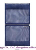 New Arrivals! Stylish Hot Travel Bags! Breathable the mesh storage bag clothing finishing travel storage bag L