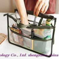 New Arrivals! Stylish Hot Travel Storage Bag! Portable cosmetic storage bag, wash bag double zipper multifunction
