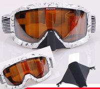 Double Layer ski goggles double lens anti-fog big spherical professional ski glasses unisex multicolor Outdoor Snow Glasses