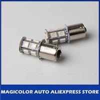 2 X 13SMD 5050 12Vl 1156 BA15S Reverse Turn Signal Brake Parking Day Running LED 5050 light & Lighting Bulb