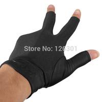 Snooker Left Hand Billiards Glove Billiard Three Fingers Glove