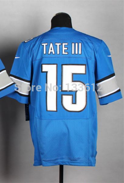 Golden Tate Shirt Detroit 15 Golden Tate Iii
