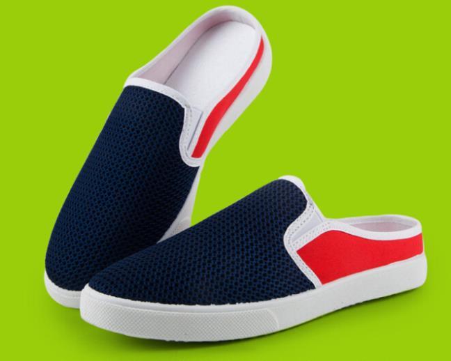 Tennis Shoe Slippers Men Slippers Shoes Flat