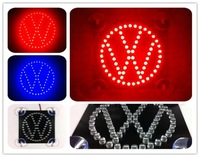 2014 Hot high quality Car styling Single Row third brake light  LED light Car standard parking Light for Volkswagen