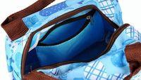 Portable Food Carry Bag Lunch Bag Picnic Bag + Handle Big Capacity Travel Bag